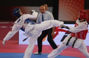 RENÉ LIZÁRRAGA ESTARÁ PRESENTE EN GRAND SLAM G2 DE TKD EN CHINA